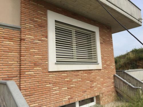 frangisole per finestre