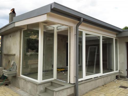 vetrate per esterni